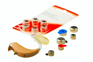 Accessories & Batteries for Hearing Aid devices